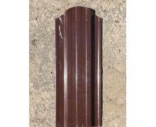 Евроштакетник П-образный 118 мм, толщина 0,40 мм