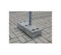 Основание бетонное для временных ограждений 31 кг