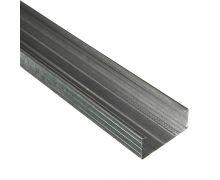 Профиль потолочный 60х27 3 м Стандарт 0,50 мм