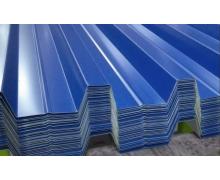 Профнастил окрашенный H57-750-0.55 цена за м2