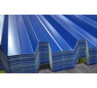 Профнастил окрашенный H57-750-0.75 цена за м2