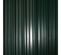 Профнастил окрашенный НС44-1000-0.7 цена за м2