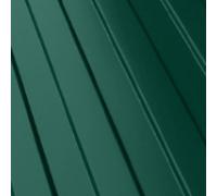 Профнастил  С8-1250-0.31 RAL 6005 длина 2 метра цена за лист