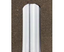 Штакетник М-образный 111 мм, толщина 0,4 мм