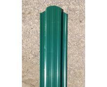 Штакетник П-образный 108 мм, двухсторонний