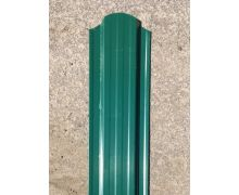 Штакетник П-образный 108 мм, толщина 0,45 мм