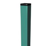 Трубы оцинкованные ППК/RAL 6005 49 х 49мм / 1,2мм / длина -3,0м / ОЦ ППК