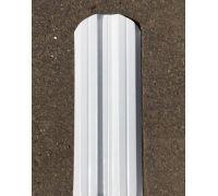 Штакетник М-образный 111 мм, толщина 0,35 мм